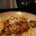 Spaghetti Sauce with Italian Sausage