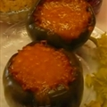 Special Stuffed Green Peppers