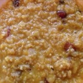 Spiced Pumpkin Oatmeal