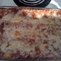 Spiced up 4 Cheese Lasagna