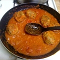 Spicy Cheesy Meatballs