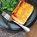 Spicy Maple Broiled Salmon