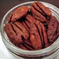 Spicy Party Pecans