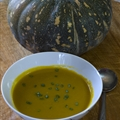 Spicy Pumpkin and Carrot Soup