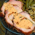 Spiral Sliced Stuffed Pork Loin