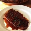 Steak Diane - Aunt 
