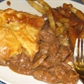 Steak & Kidney Pie (antionette's)