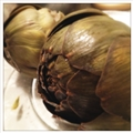 Steamed Artichokes with Orange Aioli Dipping