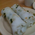 Steamed Rice Noodle Rolls (Gee Cheung Fun)