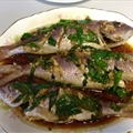 Steamed Snapper (Opakapaka)