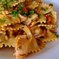 Stephanie's Brie Pasta