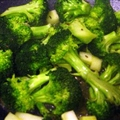 Stir-Fried Orange and Dill Broccoli