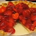 Strawberry Pie with Special Crust
