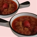Strawberry-Rhubarb Compote