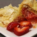 Strawberry Strudel
