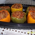 Stuffed Pepper Cups