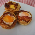 Sunny Breakfast Cups