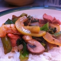 Sweet and Spicy Chicken Stir-fry