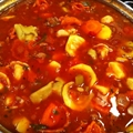 Sweet Italian Sausage and Tortellini Soup