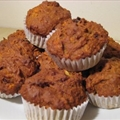 Sweet Potato Orange Muffins