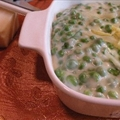 Swiss Creamed Peas