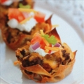 Taco Cupcakes