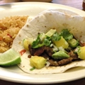 Tacos de carne