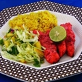 Tandoori Murgh (Tandoori Chicken)