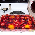 Tangy Fruit Gelatin