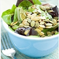 Tangy Pumpkin Seed Salad