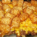 Tater Tot Hot Dish