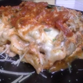 TBC's Cheesy Sausage Lasagna