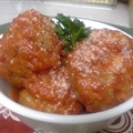 TBC's Italian Meatballs