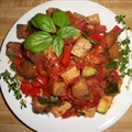 Tempeh Ratatouille