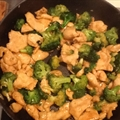 Teriyaki Chicken and Broccoli