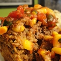 Tex-mex Meatloaf with Corn Salsa (7)