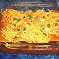 Texas Red Enchiladas