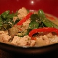 Thai Chicken Stirfry