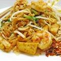 Thai Fried Noodles (Pad Thai)