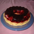 The Best Raspberry Lemon Jello Dessert
