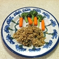 Three Grain Pilaf