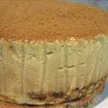 Tiramisu Cheesecake
