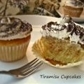 Tiramisu Cupcakes