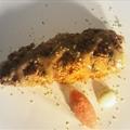 Toasted Macadamia Crusted Mahi w/ Kahlua, Lime, & Ginger Buerre Blanc