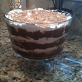 Toffee Crunch Chocolate Trifle