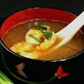 Tom Yam Kung (Shrimp Soup)