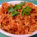 Tomato Rice (Vegan)