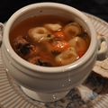 Tortellini Soup