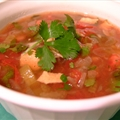 Tortilla Lime Soup (Vegan)
