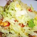 Tostada Grande